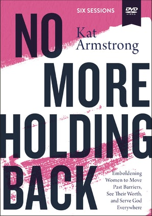 No More Holding Back Video Study book image