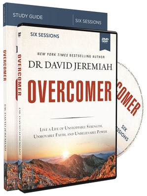 Overcomer Study Guide with DVD book image