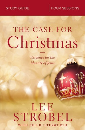 The Case for Christmas Study Guide book image