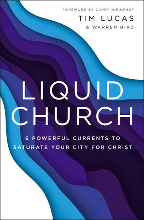 Liquid Church book image