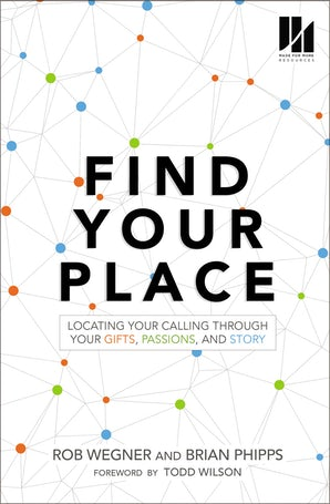 Find Your Place book image