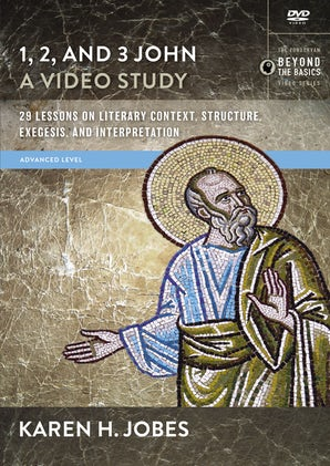 1, 2, and 3 John, A Video Study book image