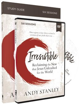 Irresistible Study Guide with DVD