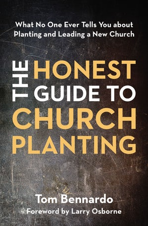 The Honest Guide to Church Planting book image
