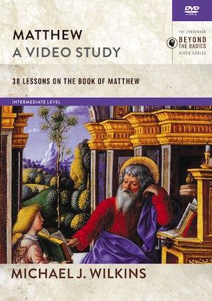 Matthew, A Video Study book image