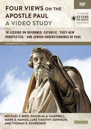 Four Views on the Apostle Paul, A Video Study book image