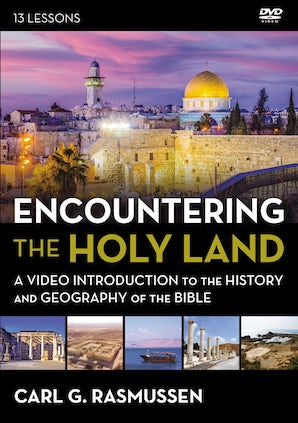 Encountering the Holy Land book image