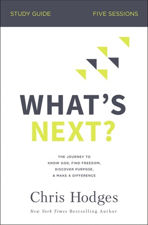 What's Next? Study Guide book image