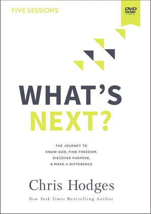 What's Next? Video Study book image