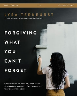 Forgiving What You Can't Forget Study Guide book image