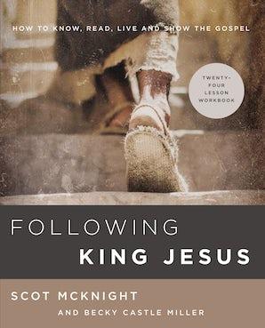 Following King Jesus book image
