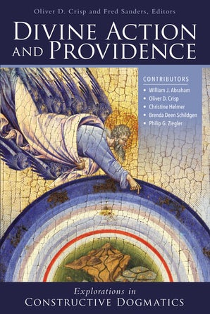 Divine Action and Providence book image