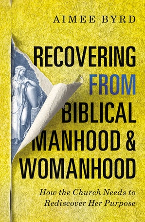 Recovering from Biblical Manhood and Womanhood book image
