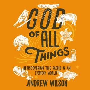 God of All Things book image