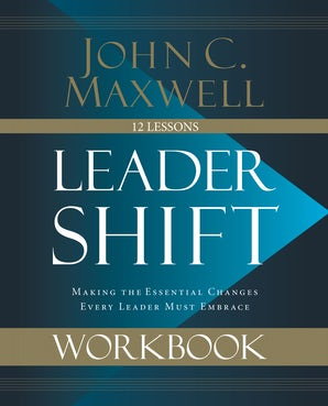 Leadershift Workbook book image