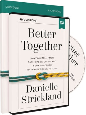 Better Together Study Guide with DVD book image