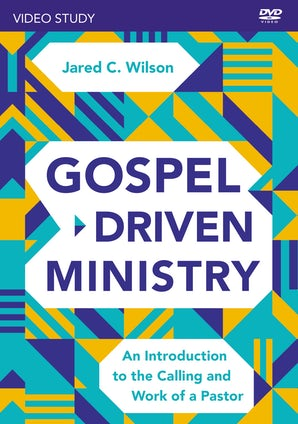 Gospel-Driven Ministry Video Study book image