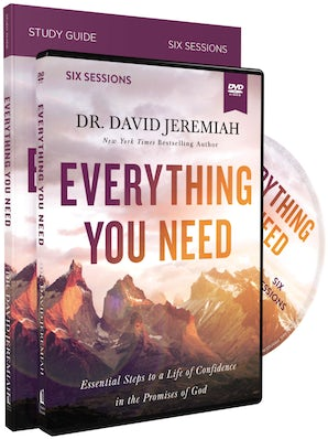 Everything You Need Study Guide with DVD book image