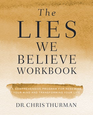 The Lies We Believe Workbook book image