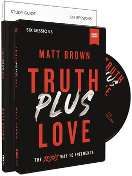 Truth Plus Love Study Guide with DVD