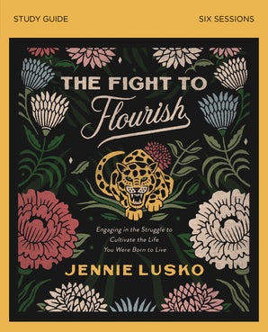 The Fight to Flourish Study Guide book image