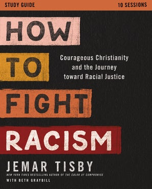 How to Fight Racism Study Guide book image