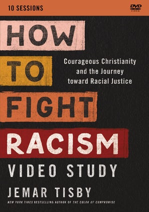 How to Fight Racism Video Study book image