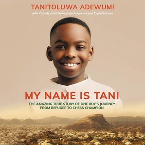 My Name is Tani book image