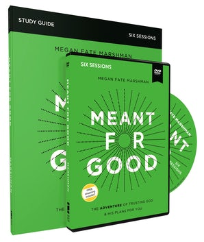 Meant for Good Study Guide with DVD book image