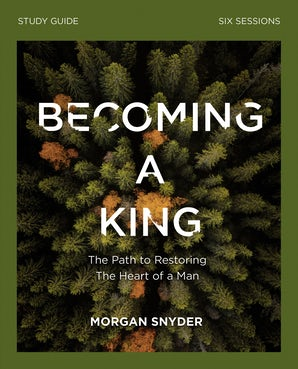 Becoming a King Study Guide book image