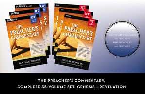 The Preacher's Commentary, Complete 35-Volume Set: Genesis – Revelation book image