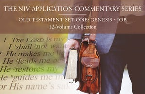 The NIV Application Commentary, Old Testament Set One: Genesis-Job, 12-Volume Collection book image