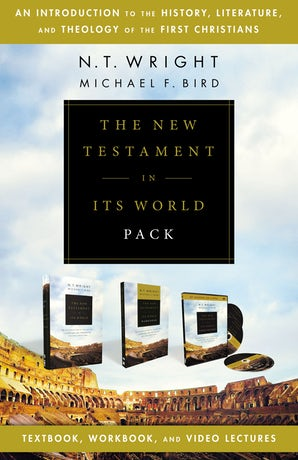 The New Testament in Its World Pack book image