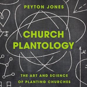 Church Plantology book image