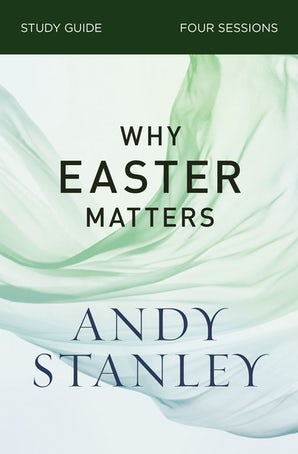 Why Easter Matters Study Guide book image