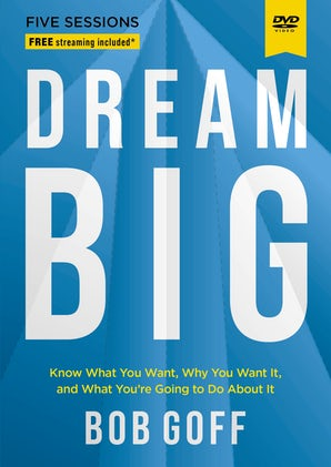 Dream Big Video Study book image