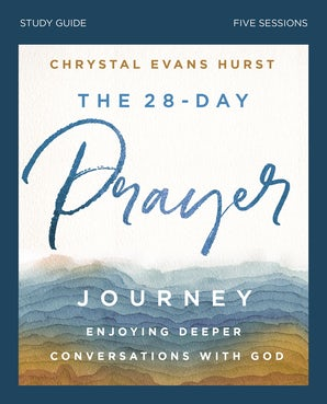 The 28-Day Prayer Journey Study Guide book image