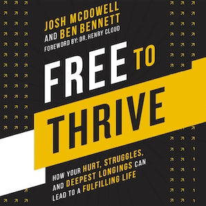 Free to Thrive book image