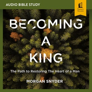 Becoming a King: Audio Bible Studies book image
