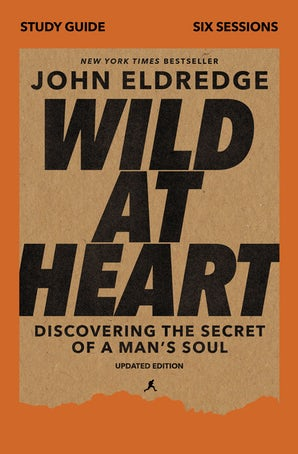 Wild at Heart Study Guide Updated Edition book image