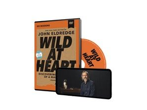 Wild at Heart Video Series Updated Edition book image