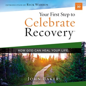 Your First Step to Celebrate Recovery book image