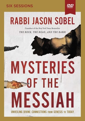 Mysteries of the Messiah Video Study book image