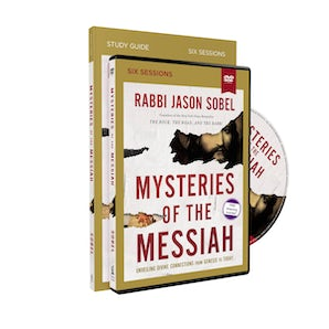 Mysteries of the Messiah Study Guide with DVD book image