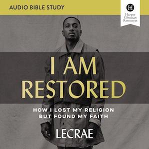 I Am Restored: Audio Bible Studies book image
