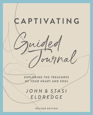 Captivating Guided Journal Revised Edition book image