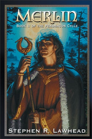 Merlin Paperback  by Stephen Lawhead