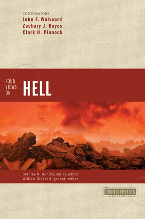 Four Views on Hell book image