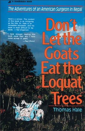 Don't Let the Goats Eat the Loquat Trees book image