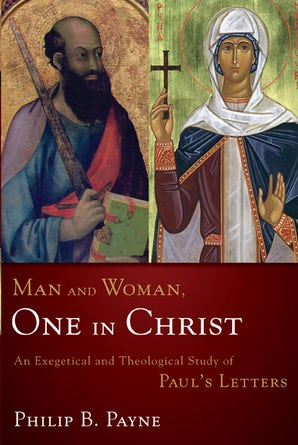 Man and Woman, One in Christ book image